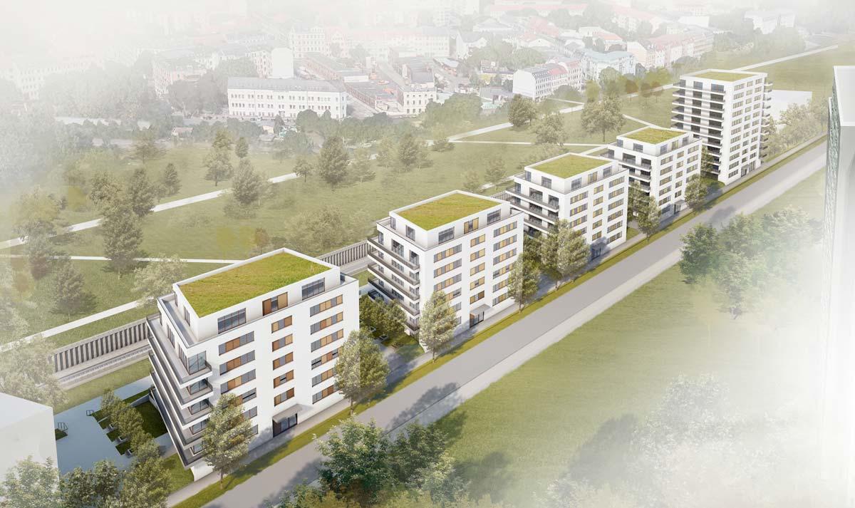 BUWOG Wohnen am Dösner Weg Leipzig