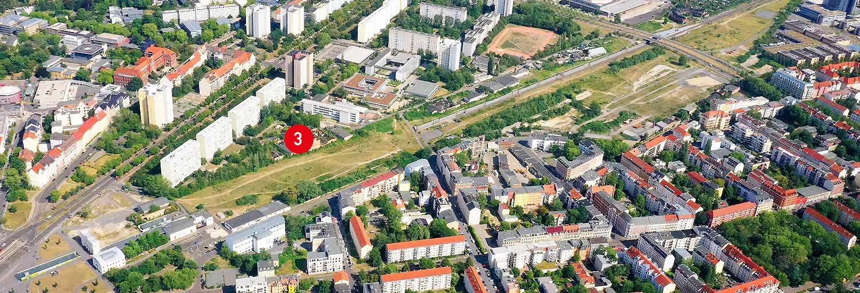 Teilgebiet 3 - Stadtraum Bayerischer Bahnhof